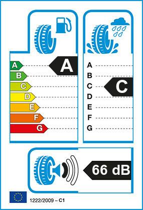 Etiquetage du Pneu Hankook TL 20 E-cube Blue