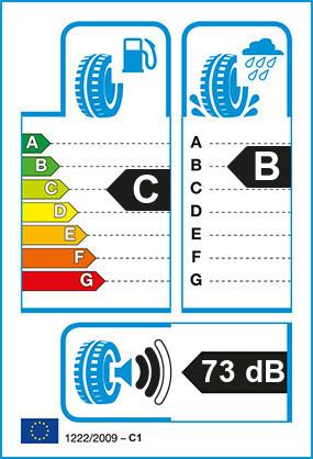 Etiquetage du Pneu Firemax FM601