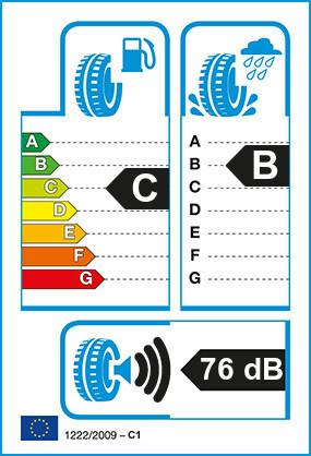 Etiquetage du Pneu Michelin LATITUDE DIAMARIS