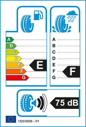 Etiquetage du Pneu Toyo OBSERVE GSI-5
