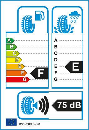Etiquetage du Pneu Atturo AZ-850