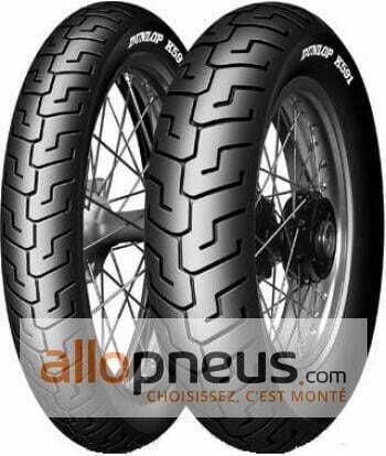 Pneu Dunlop K591