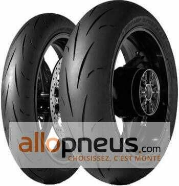 Pneu Dunlop SPORTMAX GP RACER D211