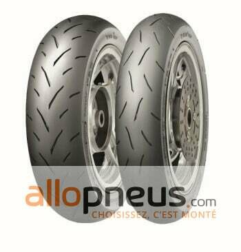 Pneu Dunlop TT93 GP