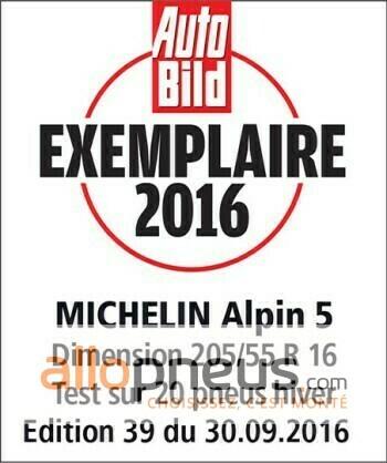 Pneu Michelin ALPIN 5