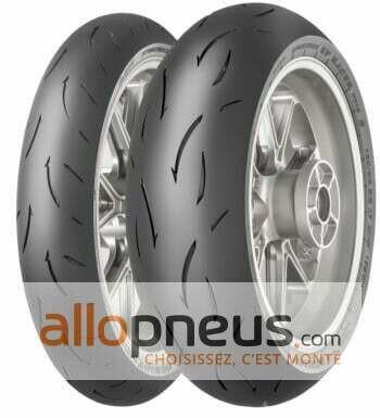 Pneu Dunlop GP RACER D212