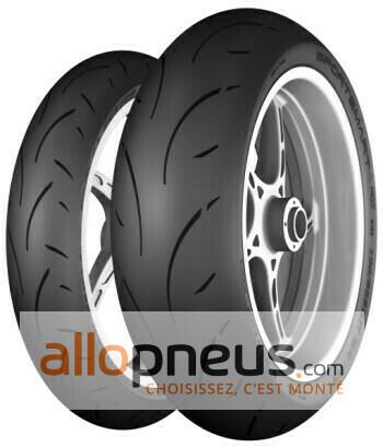 Pneu Dunlop SPORTSMART 2 MAX