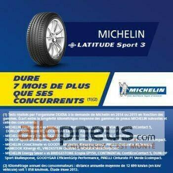 Pneu Michelin LATITUDE SPORT 3