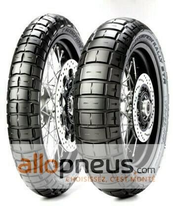 Pneu Pirelli SCORPION RALLY STR