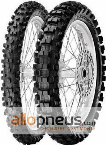 Pneu Pirelli SCORPION MX EXTRA X