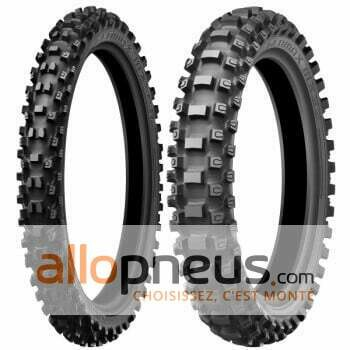 Pneu Dunlop GEOMAX MX33