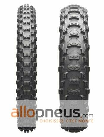 Pneu Bridgestone BATTLECROSS E50
